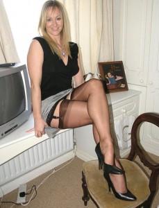 Stockings at work